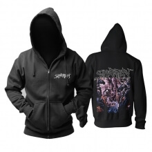 Personalised Suffocation Hoodie Us Metal Rock Band Sweatshirts