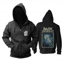 Personalised Sweden Dark Tranquillity Hoodie Metal Music Band Sweat Shirt