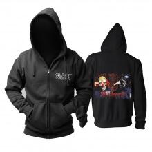 Personalised Us Slipknot Hoodie Metal Music Band Sweat Shirt