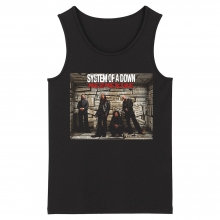 Personalised Us System Of A Down T-Shirt Hard Rock Band Graphic Tees