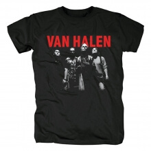 Personalised Van Halen T-Shirt Metal Rock Band Graphic Tees