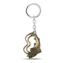 Personalized House Tully Key Chain Pendant Game of Thrones Car Keychain