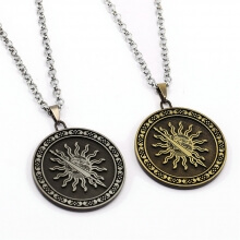 Personalized Lannister Necklace Game of Thrones Pendant