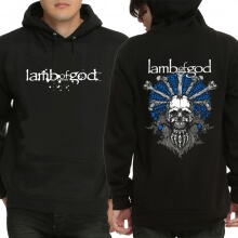 Personlized Lamb of God Death Metal Band Hoodie