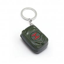 Player Unknown Battlegrounds First Aid Kit Keychain