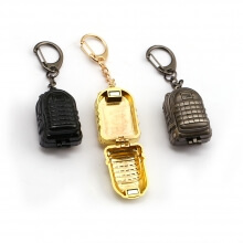 Playerunknown Level 3 Backpack Key Chains