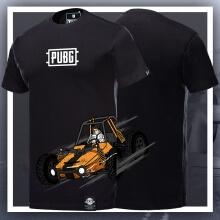 Playerunknown'S Battlegrounds T-shirt pubg Black Tee Shirt