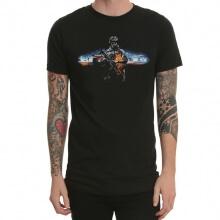 Ps3 Game Battlefield Xbox Video Game Black Tshirt