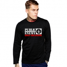 Public Enemy Long Sleeve T-Shirt