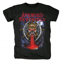 Quality Avenged Sevenfold T-Shirt California Hard Rock Metal Shirts
