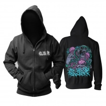 Quality As Blood Runs Black Hoodie Metal Rock Sweatshirts