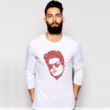 Quality Bruno Mars Long Sleeve T-Shirt
