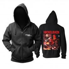 Quality Canada Nickelback Hoodie Metal Punk Rock Band Sweat Shirt