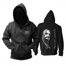 Quality Carach Angren Hooded Sweatshirts Netherlands Metal Music Hoodie