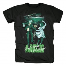 Quality A Day To Remember T-Shirt Hard Rock Punk Rock Band Shirts