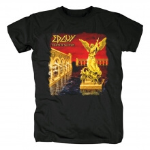 Quality Edguy Theater Of Salvation Tee Shirts Metal Rock T-Shirt