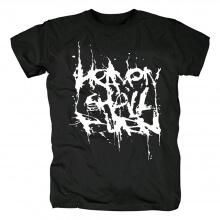 Quality Germany Heaven Shall Burn Melodic Death T-Shirt Rock Graphic Tees