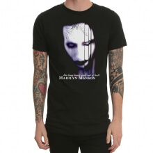 Quality Heavy Metal Marilyn Manson T Shirt