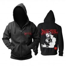 Quality Hoodie Metal Punk Sweat Shirt