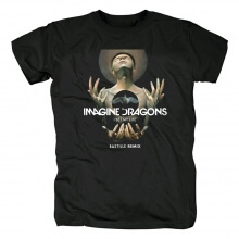 Quality Imagine Dragons Band Tee Shirts Us Rock T-Shirt