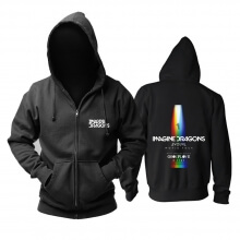 Quality Imagine Dragons Hooded Sweatshirts Us Rock Band Hoodie