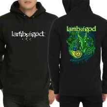 Quality Lamb of God Rock Band Hoodie