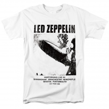 Quality Led Zeppelin Tees Country Music Rock T-Shirt