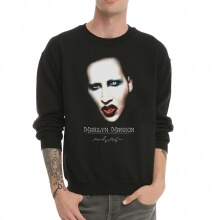 Quality Marilyn Manson Rock Sweatshirt for Men