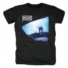 Quality Nine Inch Nails Band Year Zero T-Shirt Rock Tshirts
