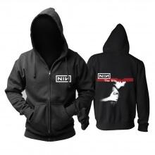 Quality Nine Inch Nails The Slip Hooded Sweatshirts Rock Band Hoodie