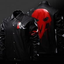 Quality Overwatch Reaper Jacket Blizzard OW Hero Clothing