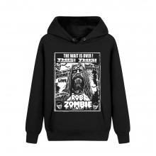 Quality Rob Zombie Hoody Metal Rock Hoodie