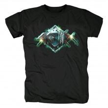 Quality Skrillex T-Shirt DJ Cotton Tshirts
