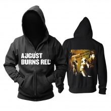 Quality Ugust Burns Red Hoody Metal Punk Rock Band Hoodie