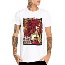 Queens Of The Stone Age Rock Tee White Heavy Metal Shirt