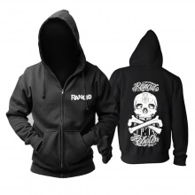 Rancid Hoodie Punk Rock Sweat Shirt