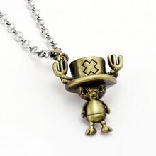 Reindeer Choba Ship Doctor Pendant Necklace