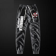 Resident Evil Umbrella Sweatpants Men'S Sweatpants With Pockets