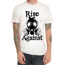 Rise Against Band Rock T-Shirt for Men