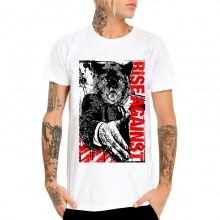 Rise Against Rock Band Tee Shirt