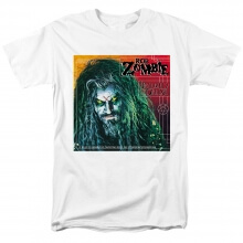 Rob Zombie T-Shirt Hellbilly Deluxe Shirts