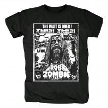 Rob Zombie T-Shirt Metal Rock Shirts