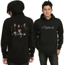 Rock Metal Nightwish Hooded Sweatshirt for Men