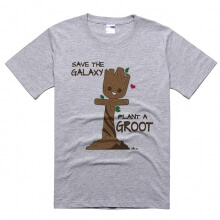 Save the Galaxy Pant a Groot T-shirt Guardians 2 Tee Shirt