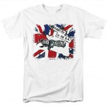 Sex Pistols Tee Shirts Uk Punk Rock Band T-Shirt