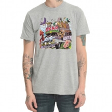 Ska-P Band Music Metal Rock Tee Shirt