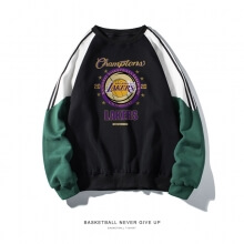 2020 Nba Championship Sweatshirt Lakers Sweater Tops