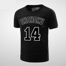 Slam Dunk Mitsui Hisashi Black tshirt for Men