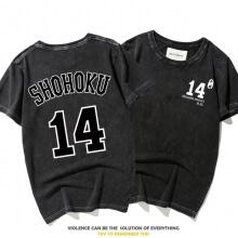 Slam Dunk No.14 Mitsui Hisashi T shirt