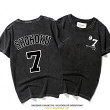 Slam Dunk Shohoku No.7 Miyagi Ryota T-shirt